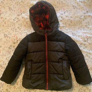 Carter's Fleece-lined Winter Jacket